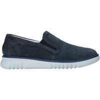 Παπούτσια Άνδρας Μοκασσίνια IgI&CO 7112022 Μπλε