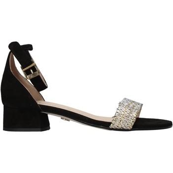 Παπούτσια Γυναίκα Σανδάλια / Πέδιλα Carmens Padova 43117 Μαύρος