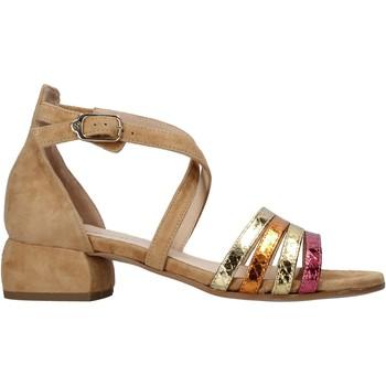 Παπούτσια Γυναίκα Σανδάλια / Πέδιλα Carmens Padova 45060 καφέ