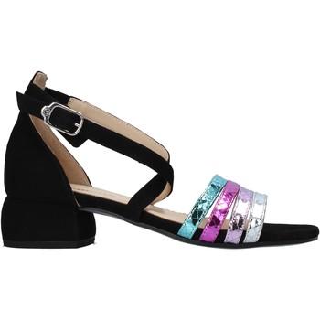 Παπούτσια Γυναίκα Σανδάλια / Πέδιλα Carmens Padova 45060 Μαύρος