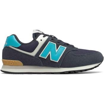Παπούτσια Παιδί Χαμηλά Sneakers New Balance NBGC574MS2 Μπλε