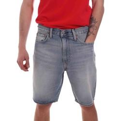 Υφασμάτινα Άνδρας Μαγιώ / shorts για την παραλία Levi's 39434-0008 Μπλε