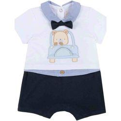 Υφασμάτινα Αγόρι Ολόσωμες φόρμες / σαλοπέτες Chicco 09050851000000 Μπλε