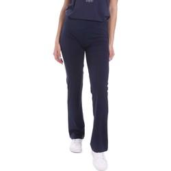 Υφασμάτινα Γυναίκα Παντελόνες / σαλβάρια Key Up 5LI20 0001 Μπλε