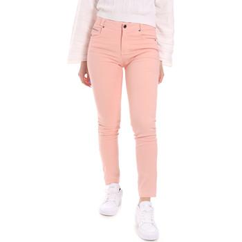 Υφασμάτινα Γυναίκα Skinny jeans Freddy BLACK1RS104 Ροζ