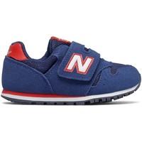 Παπούτσια Παιδί Χαμηλά Sneakers New Balance NBIV373SNW Μπλε