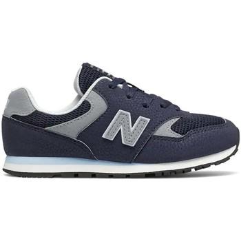 Παπούτσια Παιδί Χαμηλά Sneakers New Balance NBYC393CBK Μπλε