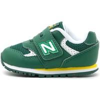 Παπούτσια Παιδί Χαμηλά Sneakers New Balance NBIV393BGR Πράσινος