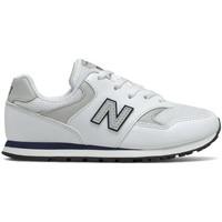 Παπούτσια Παιδί Χαμηλά Sneakers New Balance NBYC393CWN λευκό