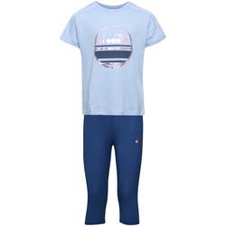 Υφασμάτινα Παιδί Σετ Diadora 102175918 Μπλε