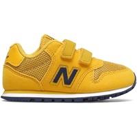 Παπούτσια Παιδί Χαμηλά Sneakers New Balance NBIV500TPY Κίτρινος