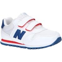 Παπούτσια Παιδί Χαμηλά Sneakers New Balance NBIV500WRB λευκό