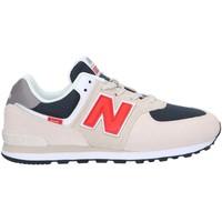 Παπούτσια Παιδί Χαμηλά Sneakers New Balance NBGC574SJ2 Μπεζ