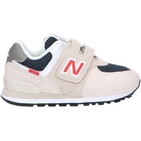 Παπούτσια Παιδί Χαμηλά Sneakers New Balance NBIV574SJ2 Μπεζ