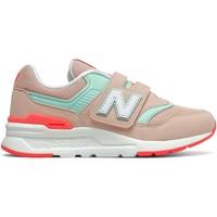 Παπούτσια Παιδί Χαμηλά Sneakers New Balance NBPZ997HSG Ροζ
