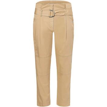 Υφασμάτινα Γυναίκα Παντελόνια κοστουμιού Calvin Klein Jeans K20K202754 Μπεζ