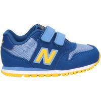 Παπούτσια Παιδί Χαμηλά Sneakers New Balance NBIV500TPL Μπλε