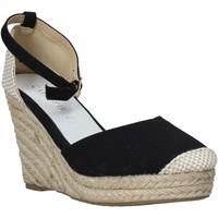 Παπούτσια Γυναίκα Εσπαντρίγια Café Noir HF9430 Μαύρος