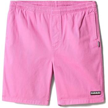 Υφασμάτινα Μαγιώ / shorts για την παραλία Napapijri NP0A4F5G Ροζ