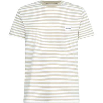 T-shirt με κοντά μανίκια Calvin Klein Jeans K10K107288