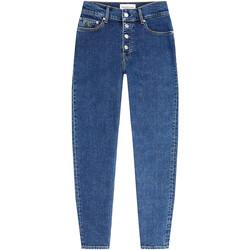 Υφασμάτινα Γυναίκα Boyfriend jeans Calvin Klein Jeans J20J213329 Μπλε