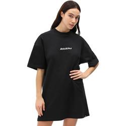 Υφασμάτινα Γυναίκα Κοντά Φορέματα Dickies DK0A4XB8BLK1 Μαύρος
