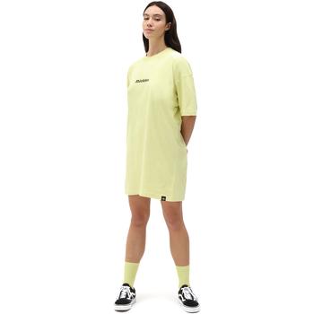 Υφασμάτινα Γυναίκα Κοντά Φορέματα Dickies DK0A4XB8B541 Κίτρινος