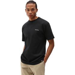 Υφασμάτινα Άνδρας T-shirt με κοντά μανίκια Dickies DK0A4X9OBLK1 Μαύρος