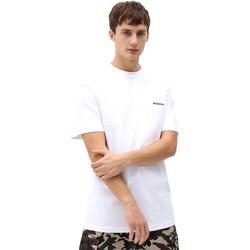 Υφασμάτινα Άνδρας T-shirt με κοντά μανίκια Dickies DK0A4X9OWHX1 λευκό