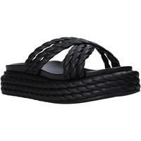 Παπούτσια Γυναίκα Τσόκαρα Grace Shoes 136T015 Μαύρος