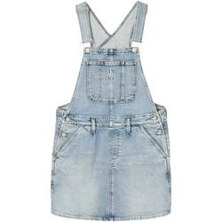 Υφασμάτινα Γυναίκα Ολόσωμες φόρμες / σαλοπέτες Calvin Klein Jeans J20J216306 Μπλε