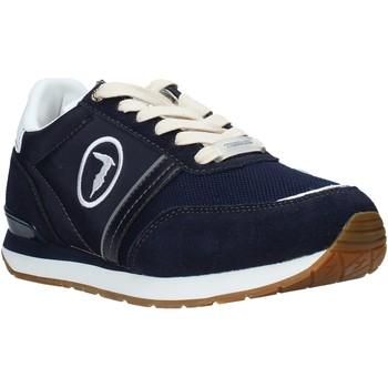 Παπούτσια Άνδρας Χαμηλά Sneakers Trussardi 77A00342-9Y099998 Μπλε