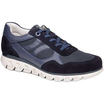 Παπούτσια Άνδρας Χαμηλά Sneakers CallagHan 12919 Μπλε