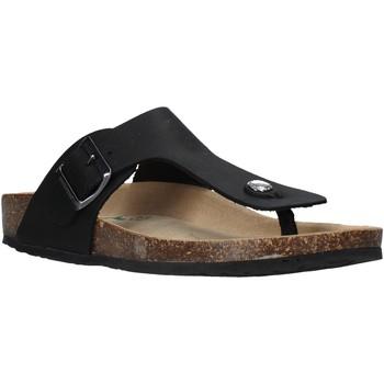 Παπούτσια Άνδρας Σαγιονάρες Bionatura 11FINGU-I-CRHNER Μαύρος