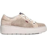 Παπούτσια Γυναίκα Χαμηλά Sneakers CallagHan 14929 Μπεζ
