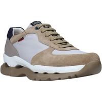 Παπούτσια Άνδρας Χαμηλά Sneakers CallagHan 17813 Μπεζ