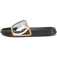 Παπούτσια Γυναίκα σαγιονάρες Trussardi 79A00655-9Y099998 Μαύρος