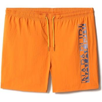 Υφασμάτινα Άνδρας Μαγιώ / shorts για την παραλία Napapijri NP0A4F9S Πορτοκάλι
