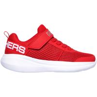 Παπούτσια Παιδί Χαμηλά Sneakers Skechers 97875L το κόκκινο