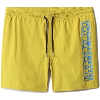 Υφασμάτινα Άνδρας Μαγιώ / shorts για την παραλία Napapijri NP0A4F9S Κίτρινος