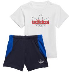 Υφασμάτινα Αγόρι Σετ adidas Originals GN2268 Μπλε