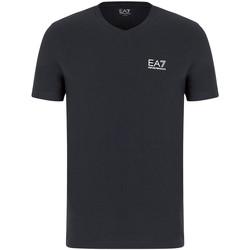 Υφασμάτινα Άνδρας T-shirt με κοντά μανίκια Ea7 Emporio Armani 8NPT53 PJM5Z Γκρί