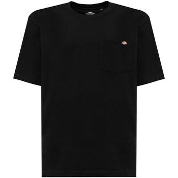 Υφασμάτινα Άνδρας T-shirt με κοντά μανίκια Dickies DK0A4TMOBLK1 Μαύρος