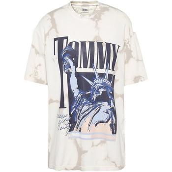 T-shirt με κοντά μανίκια Tommy Jeans DW0DW09811