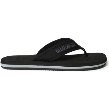 Παπούτσια Άνδρας Σαγιονάρες Napapijri NP0A4FTT Μαύρος