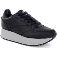 Παπούτσια Γυναίκα Χαμηλά Sneakers Lumberjack SW72711 002EU S01 Μαύρος