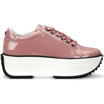 Παπούτσια Γυναίκα Χαμηλά Sneakers Cult CLE104380 Ροζ