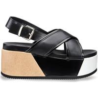 Παπούτσια Γυναίκα Σανδάλια / Πέδιλα Cult CLE104339 Μαύρος