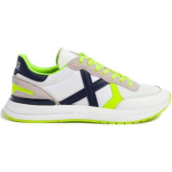 Παπούτσια Άνδρας Χαμηλά Sneakers Munich 8904016 λευκό