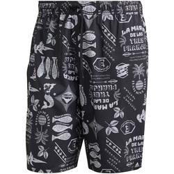 Υφασμάτινα Άνδρας Μαγιώ / shorts για την παραλία adidas Originals GM2226 Μαύρος